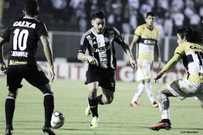Figueirense reage na reta final e arranca empate do Criciúma no Scarpelli