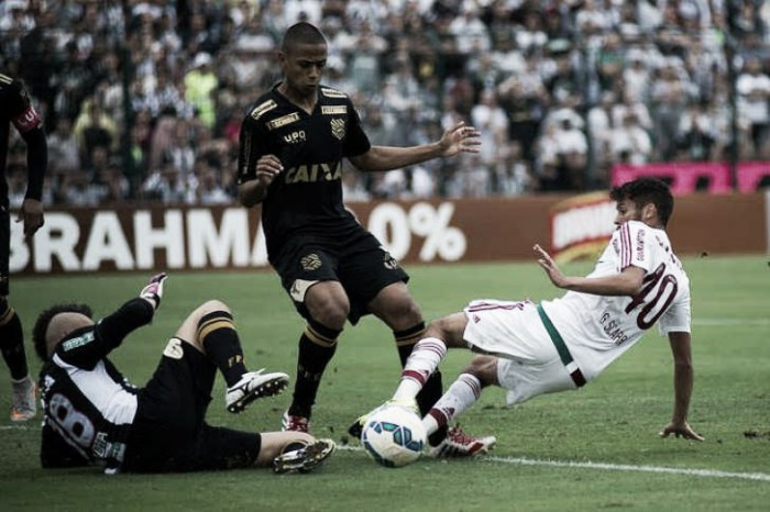 Já rebaixado, Figueirense recebe Fluminense no Orlando Scarpelli