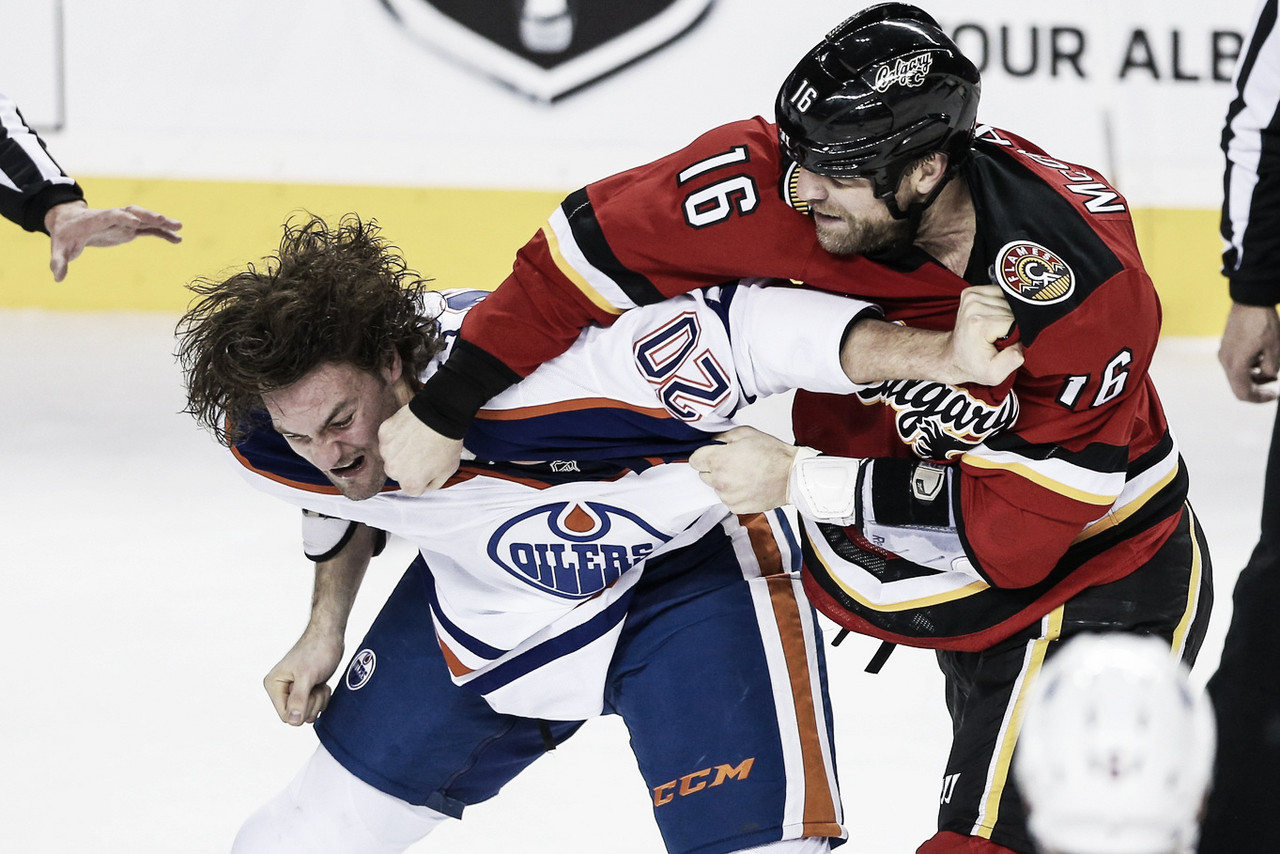 La ley no escrita sobre el hockey