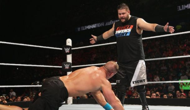 What Is Next For Kevin Owens?