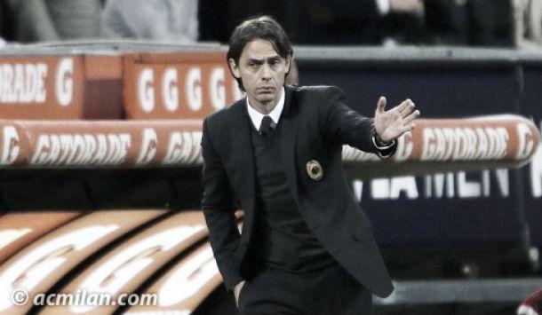 Em meio à crise, Inzaghi diz que não vai renunciar cargo de treinador do Milan