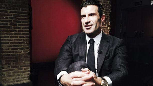 Figo é candidato à presidência da FIFA
