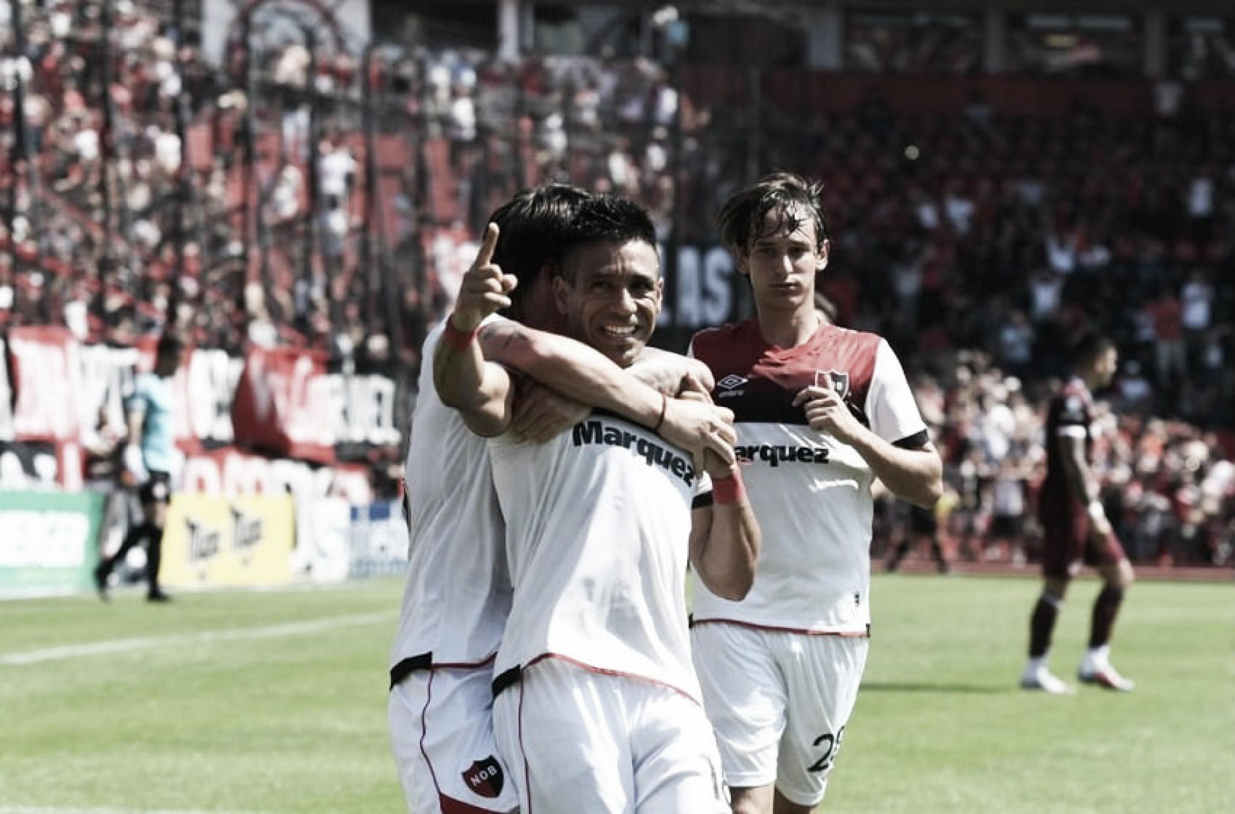 Newell's consiguió su primera victoria en Superliga