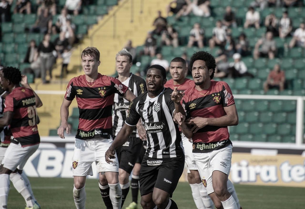 Sport vence fora de casa e aumenta crise no Figueirense