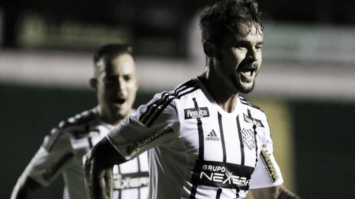 Figueirense inicia Série B com vitória em cima do Juventude