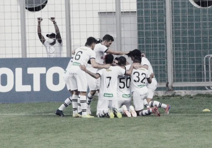 Figueirense vence América-MG e deixa zona de rebaixamento da Série B