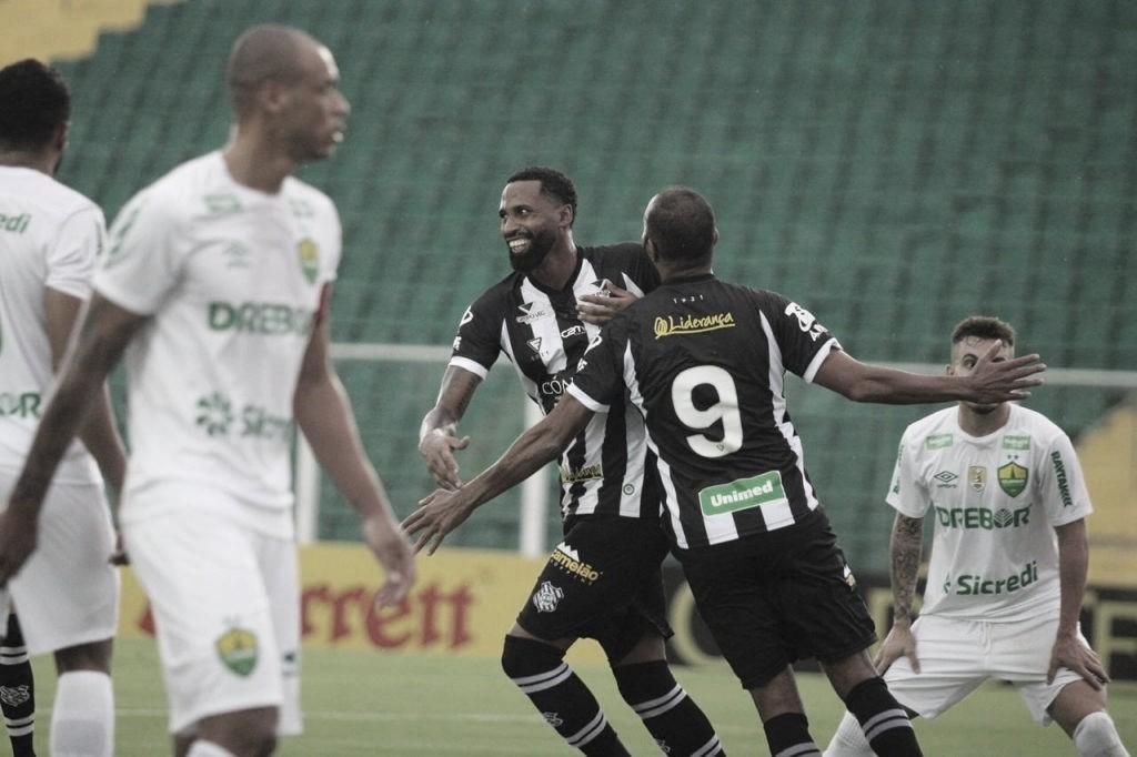 Figueirense derrota Cuiabá e deixa Z-4 da Série B