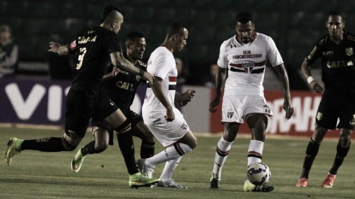 Em busca da primeira vitória, Figueirense enfrenta São Paulo desfalcado