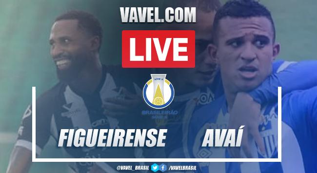 Gols e melhores momentos Figueirense x Avaí pela Série B 2020 (2-0)