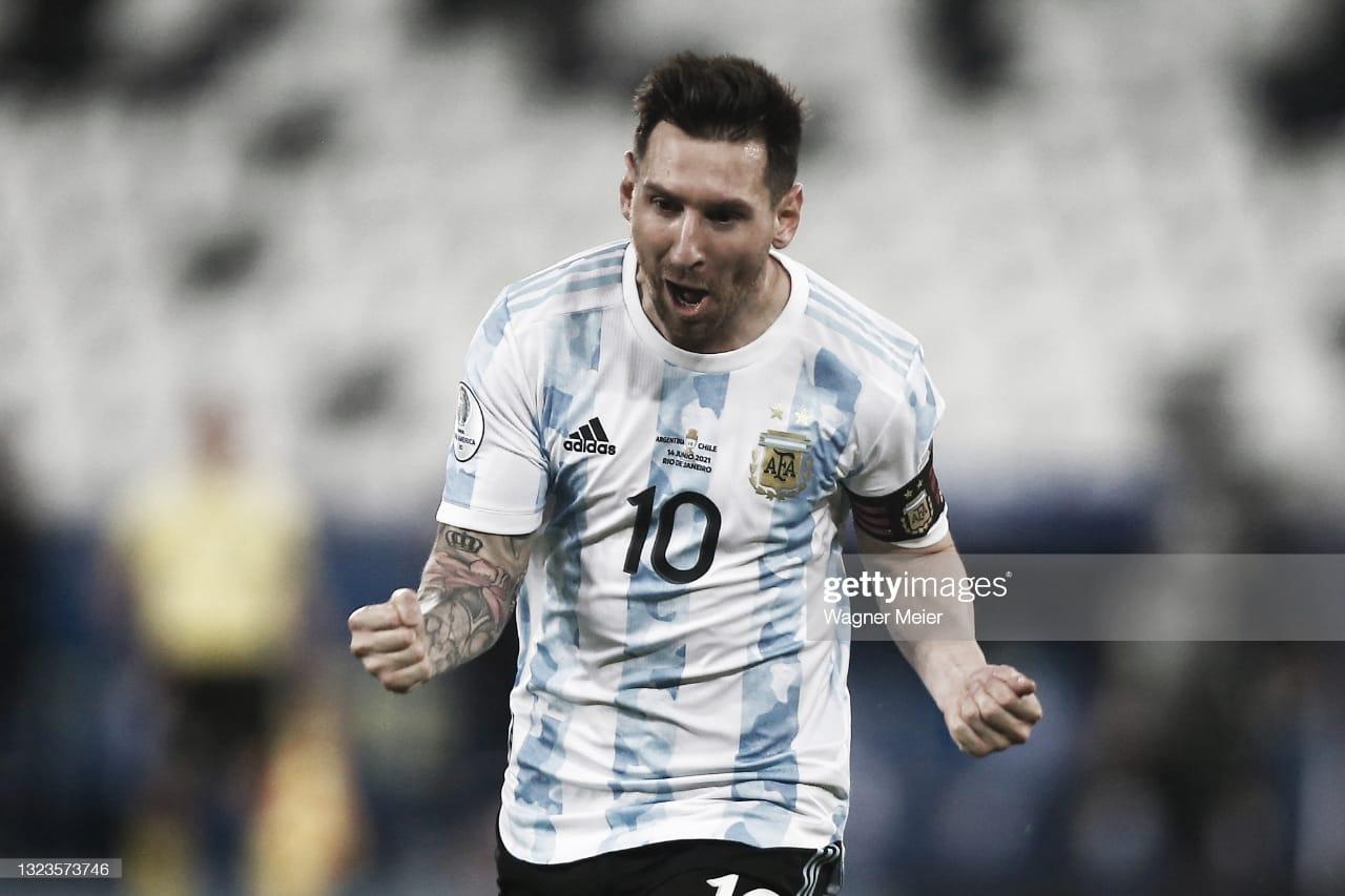Lionel Messi: La figura del partido