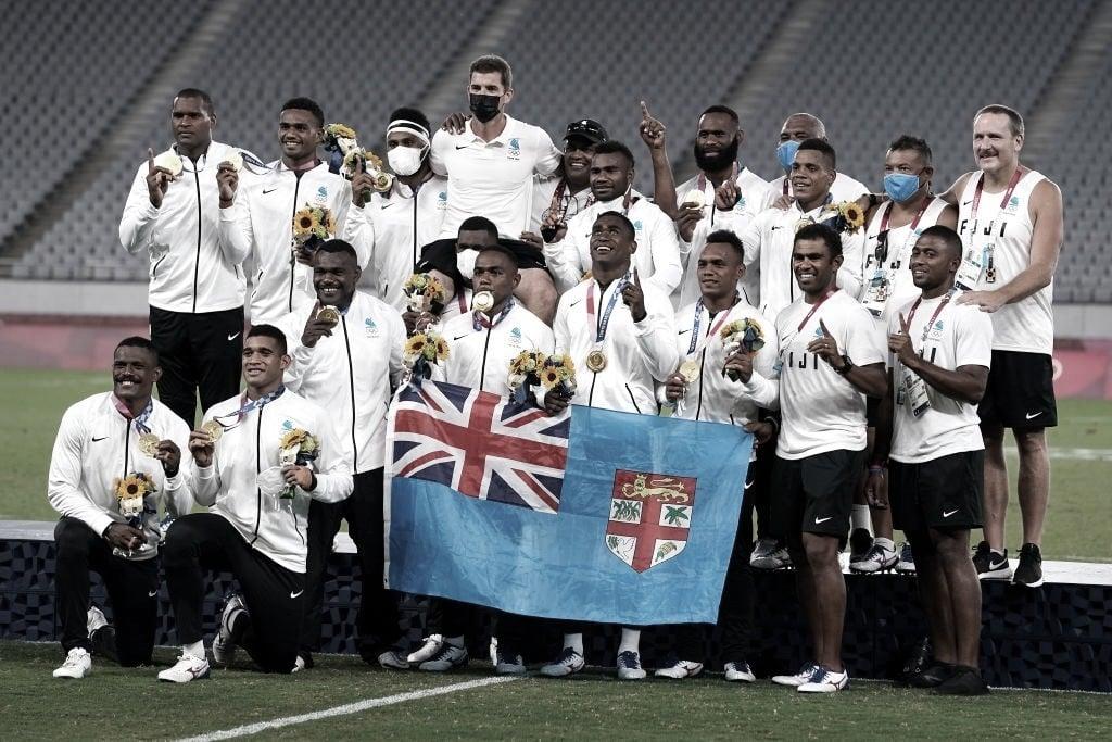 Fiji se queda con el Oro en Rugby 7s
