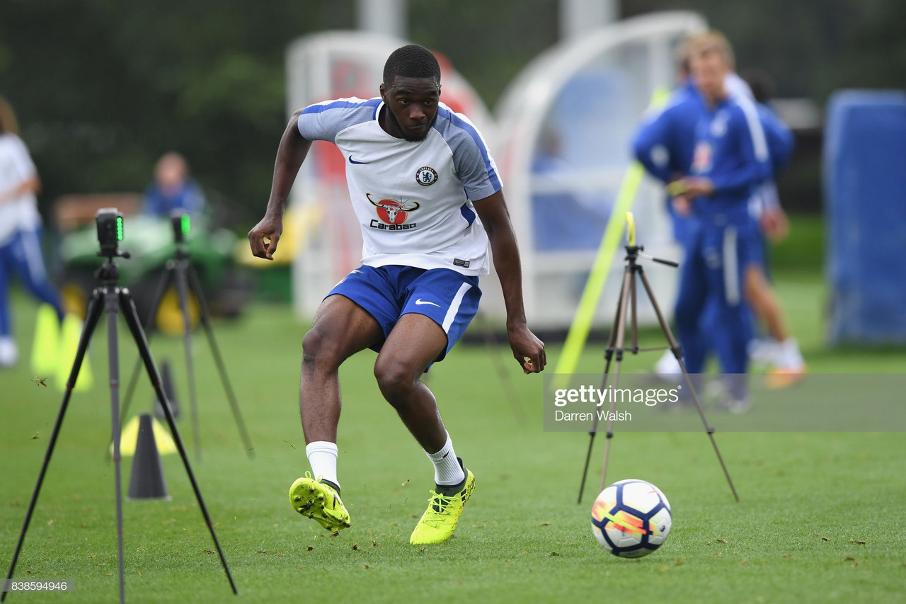 Chelsea's Fikayo Tomori a target for Burnley