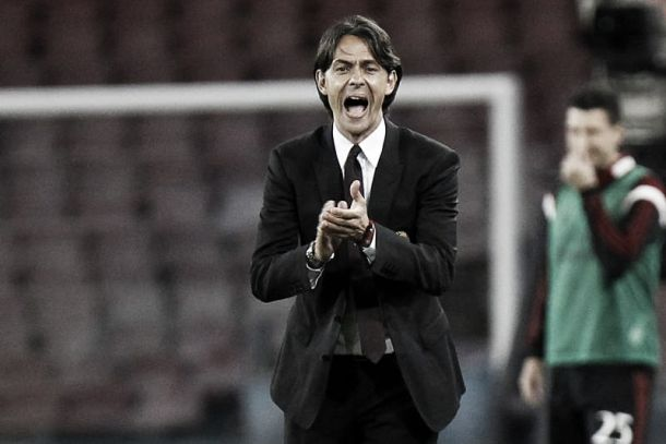 """Milan, Inzaghi: """"Partita condizionata dal rosso, ai ragazzi non si può dire nulla"""""""