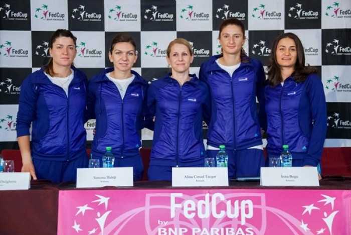 Fed Cup: Romania Announces Team For World Group Play-Off