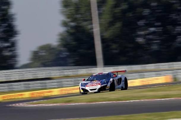 FIA GT : Loeb Racing et HTP se partagent le butin