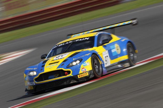 Blancpain : Aston Martin en pole à Silverstone