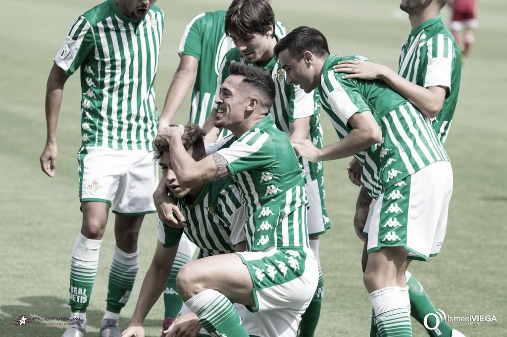 Un brillante Betis Deportivo golea al Pozoblanco
