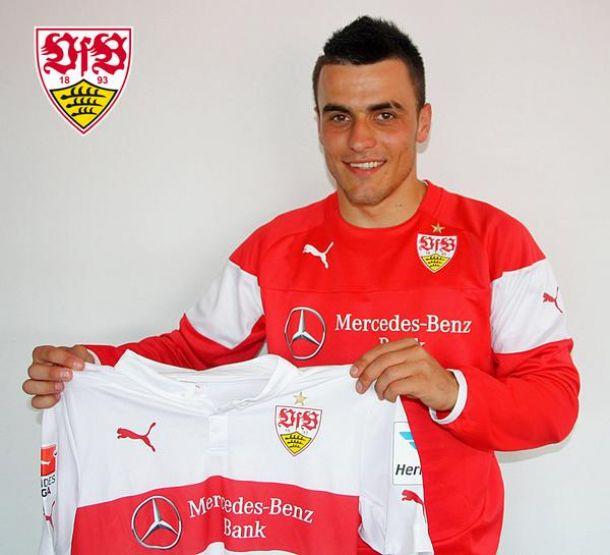 Kostic completes Stuttgart move