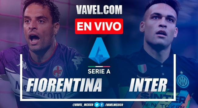 Resumen y goles: Fiorentina 1-3 Inter en Serie A 2021