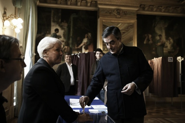 Fillon, candidato de Les Republicains en 2017