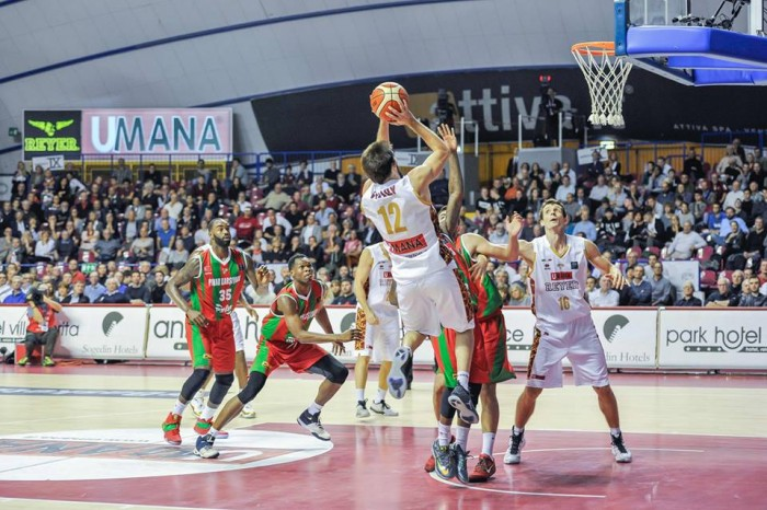 Basket- Haynes e Filloy sono glaciali: Venezia trionfa su Cremona