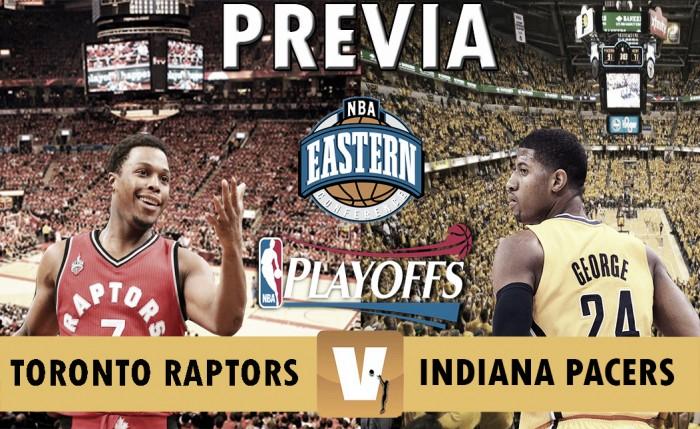 Previa Raptors - Pacers: El comienzo de la postemporada