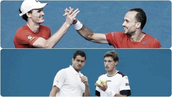 Carreño/García vs Murray/Soares en la Final del Dobles Masculino en el Us Open