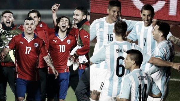 Final da Copa América 2015: Argentina e Chile discutem troféu