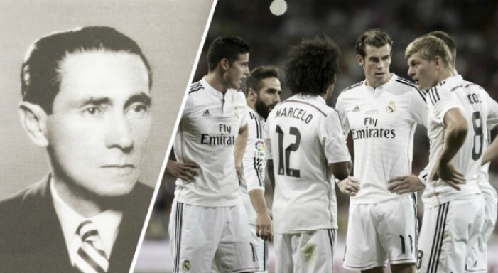 The lost legacy of Lippo Hertzka, the foreigner who won Real Madrid's first league title
