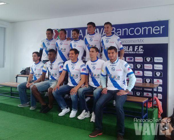 La Franja presentó a sus refuerzos de cara al Torneo Apertura 2014