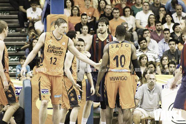 Valencia Basket - FC Barcelona: la última batalla