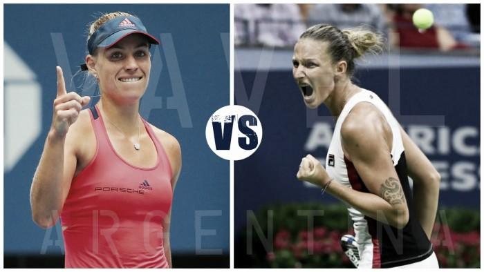 Angelique Kerber campeona del US Open