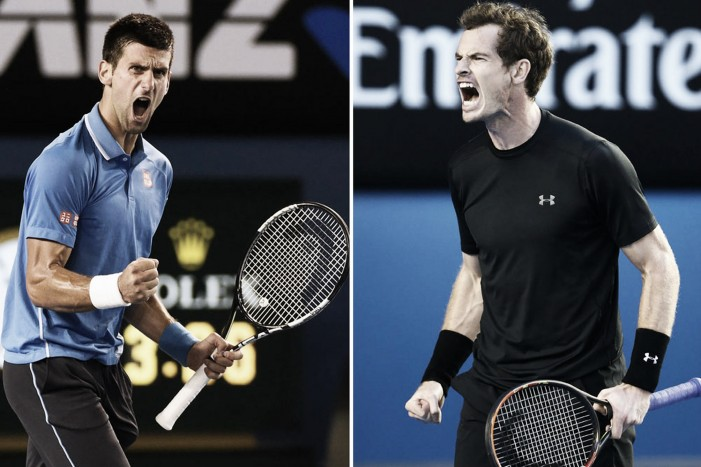 Australian Open 2016: Djokovic and Murray ready for fourth final