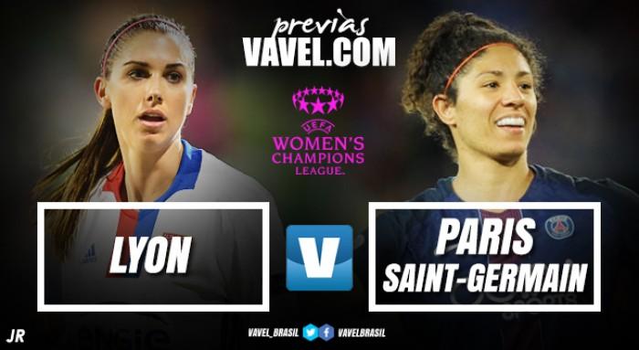 Lyon x PSG: pela primeira vez, clássico francês decide Uefa Champions League feminina