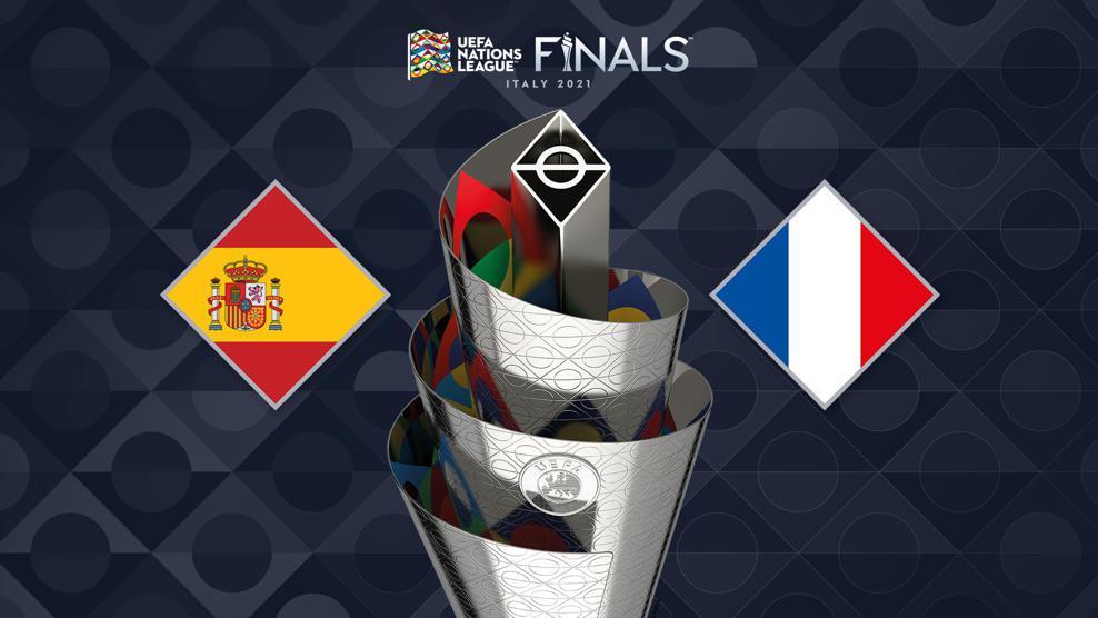 Resumen España 1-2 Francia en la UEFA Nations League 2021