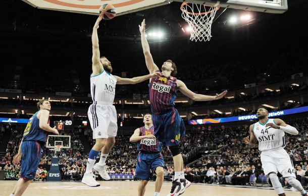 Final Four 2014: Barcelona vs Real Madrid Baloncesto en vivo y en directo online