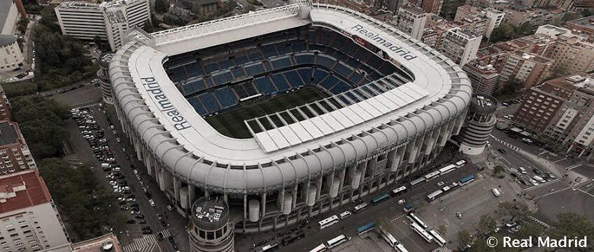 Santiago Bernabéu receberá final da Copa Libertadores entre River Plate e Boca Juniors