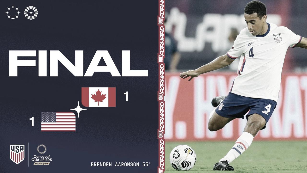 Análisis Post: EEUU suma su segundo empate en el octogonal final