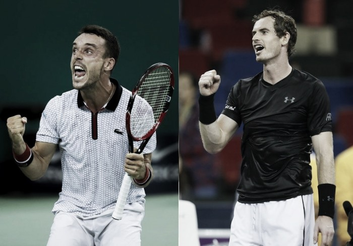 ATP Shanghai final preview: Andy Murray vs. Roberto Bautista Agut