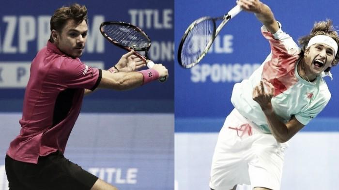 ATP St. Petersburg final preview: Stan Wawrinka vs. Alexander Zverev