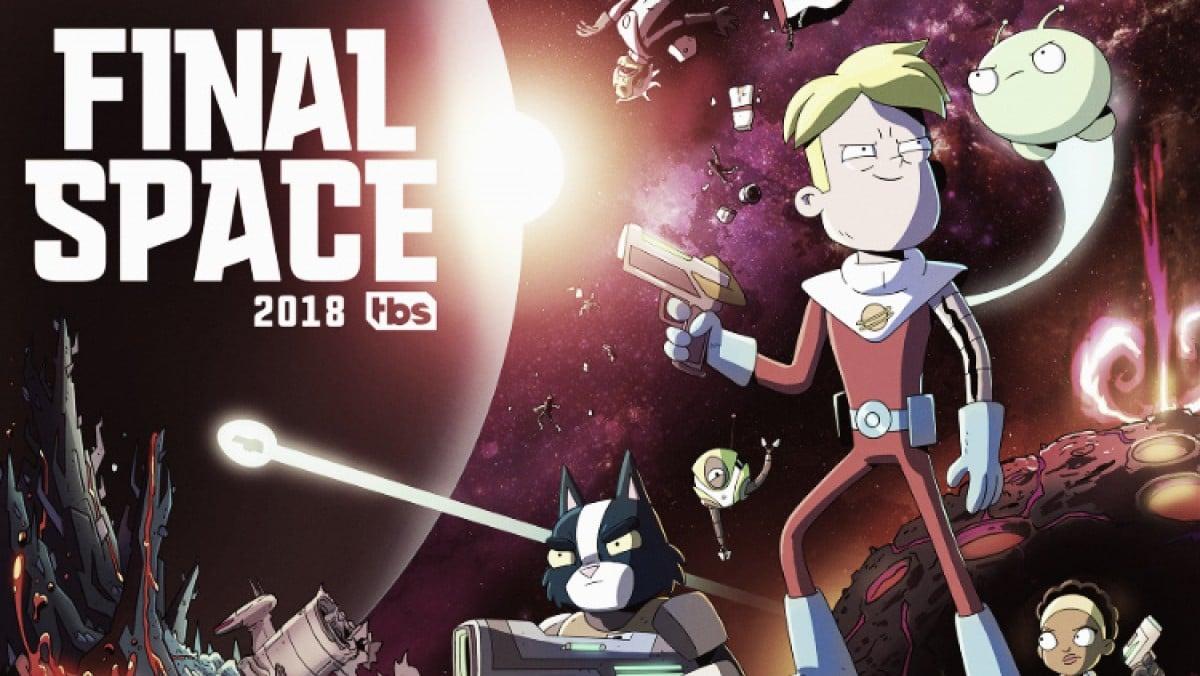 CRÍTICA | Final Space (primeira temporada)