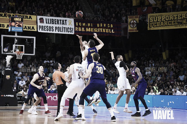 Real Madrid vs Barcelona Basket en vivo y en directo Final Supercopa 2019