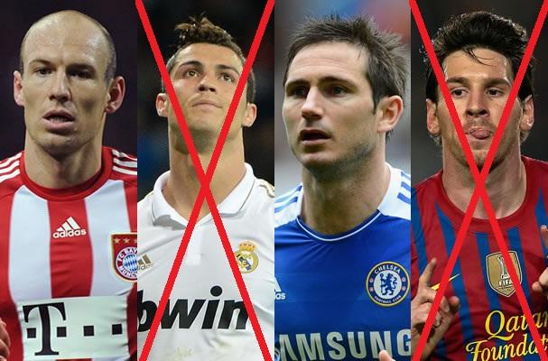 Por qué el Chelsea, por qué el Bayern