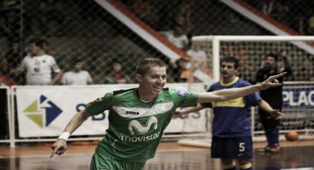 Carlos Barbosa - Inter Movistar: en busca del cetro mundial