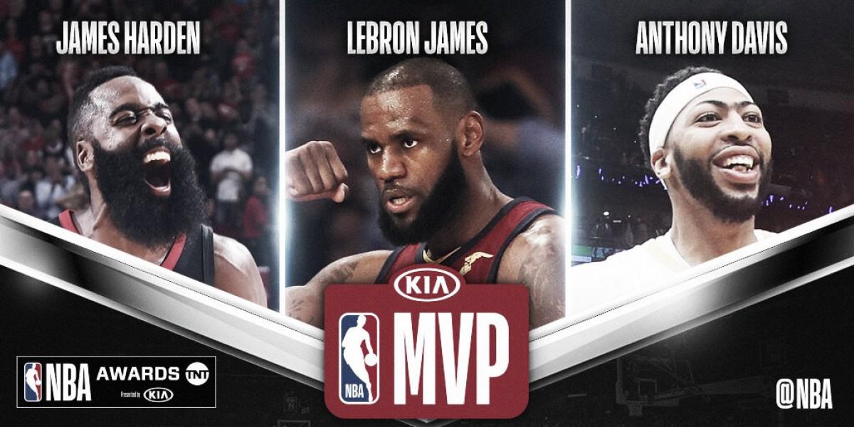 La NBA anuncia a los finalistas de los premios de la temporada