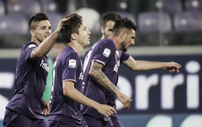 Fiorentina mantém tabu no dérbi contra Bologna e engata segunda vitória seguida na Serie A