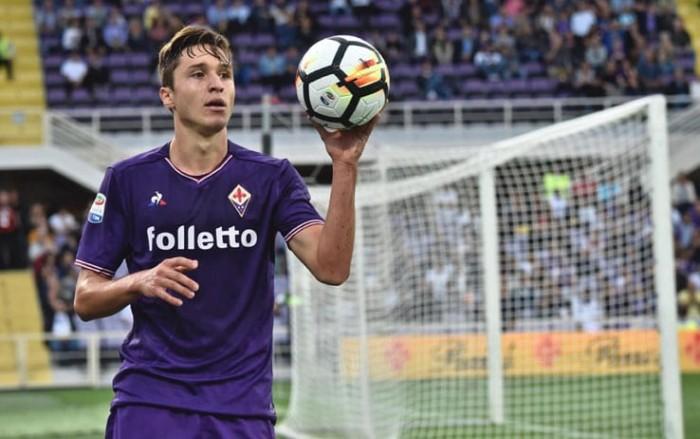 Serie A - Chiesa e Pezzella fanno sorridere la Fiorentina, Bologna battuto a fatica