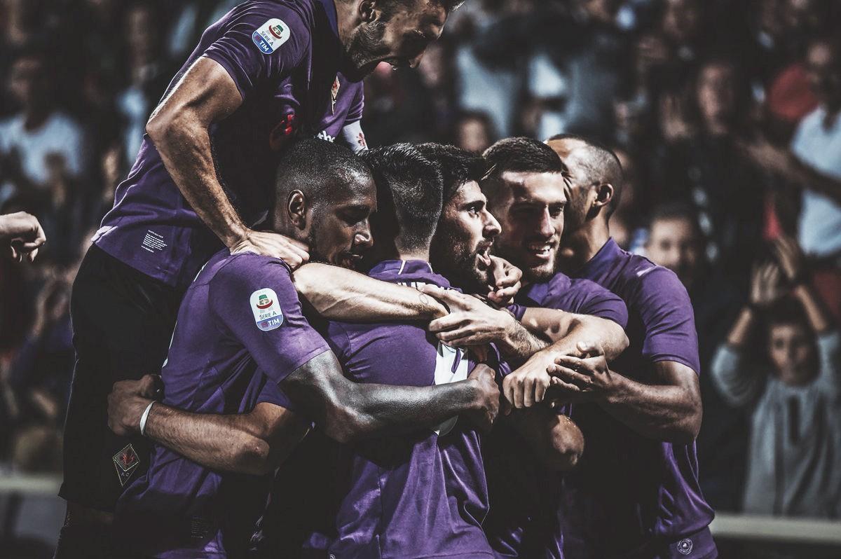Gerson brilha, Simeone marca e Fiorentina estreia na Serie A com grande goleada contra Chievo