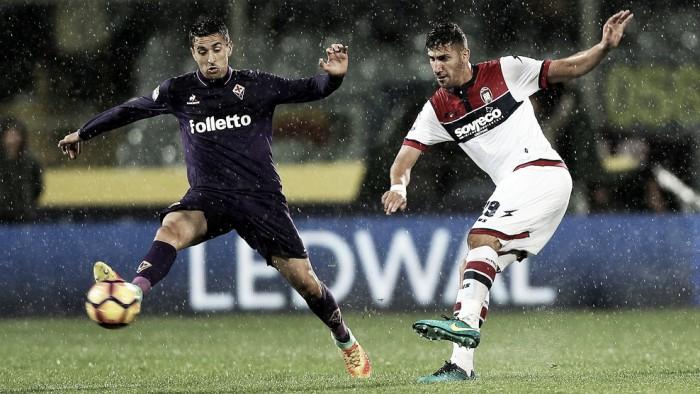 Em jogo paralisado por conta de temporal, Fiorentina não passa do empate com lanterna Crotone
