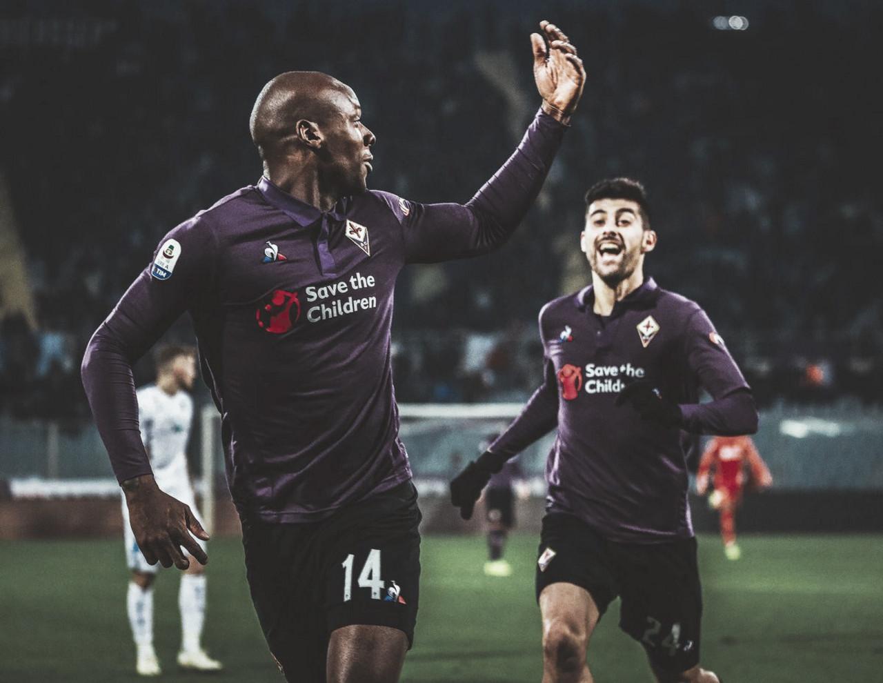 Sai zica: Fiorentina vira dérbi contra Empoli e quebra jejum de oito jogos sem vitória